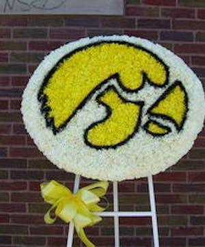 Iowa Hawkeye Logo