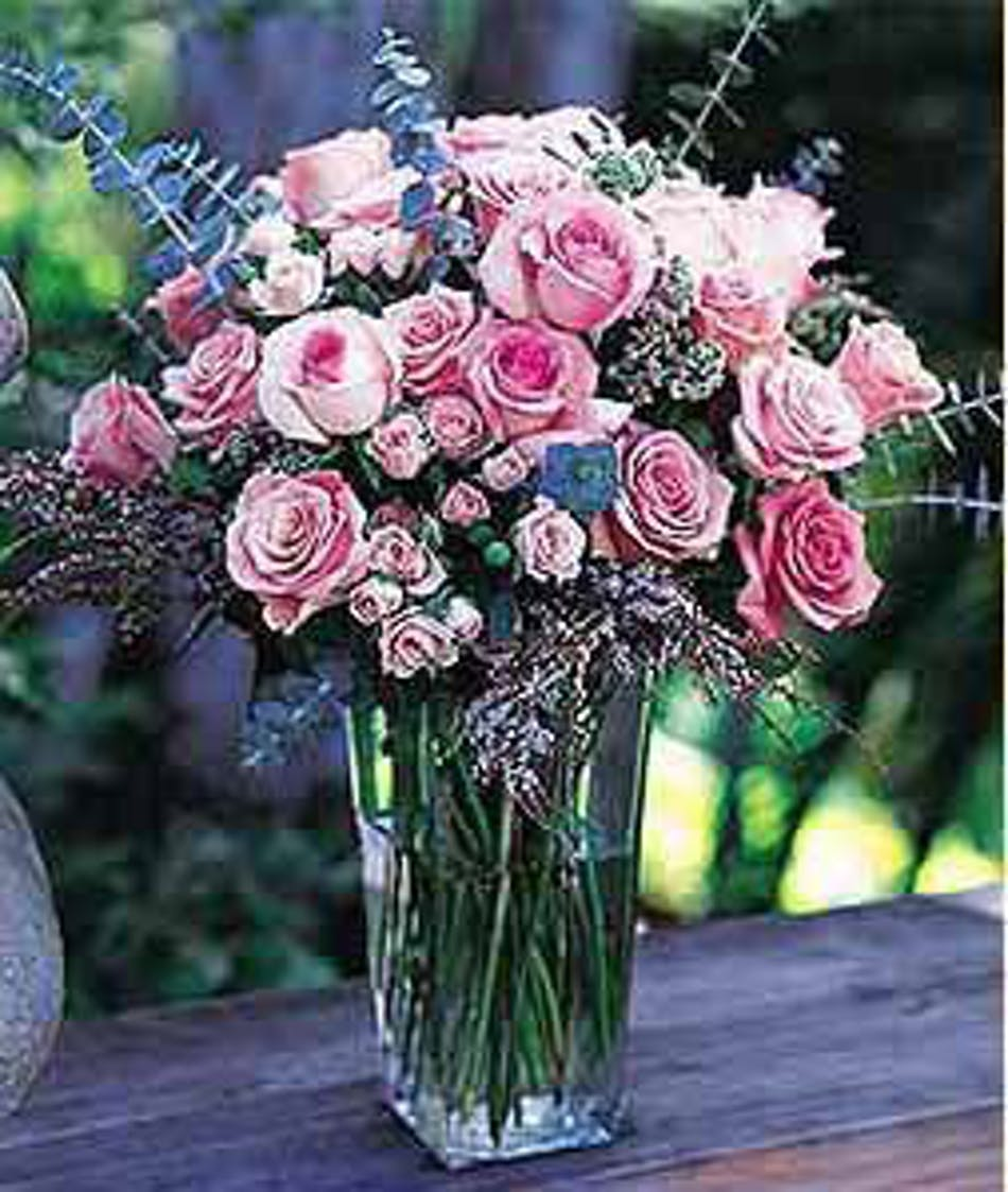 Exceptional Roses When Only The Best Will Do Flower Arrangements