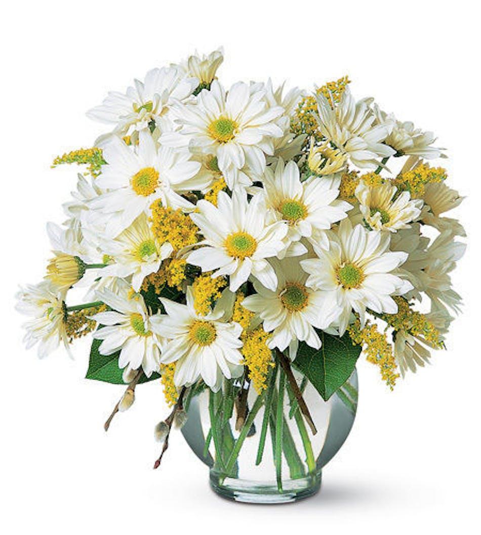 Simple Pleasures Summer Sensation Flower Arrangements In Chicago