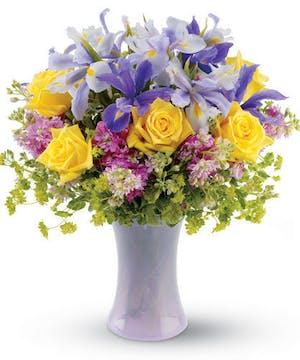 Burst Of Lavender Love
