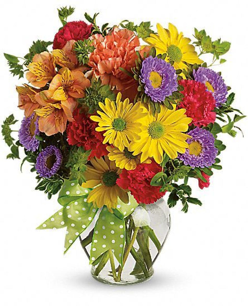 Make A Wish Flower Arrangements In Chicago Il Home Fasan Florist